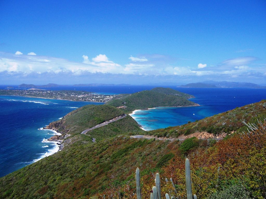 What to do in the BVI - top activities that should not be missed! Hike Gorda Peak