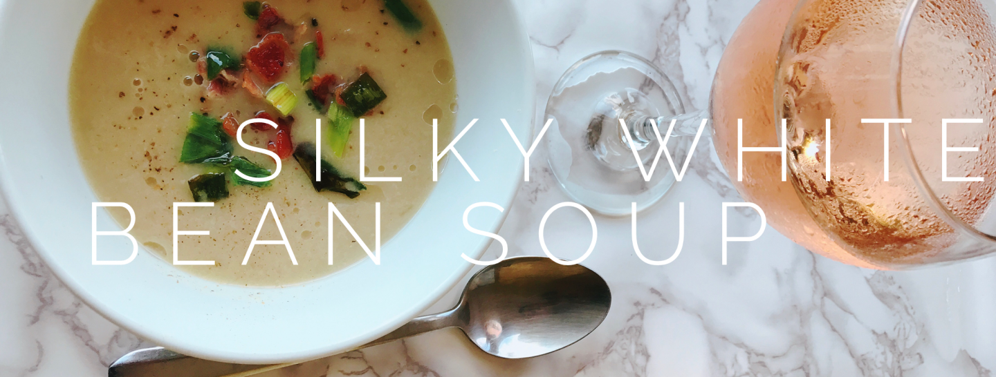 Silky White Bean Soup