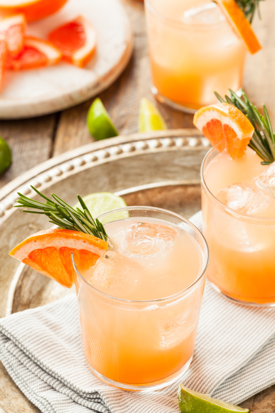 Easy Cocktails that Impress - Tequila Paloma Recipe