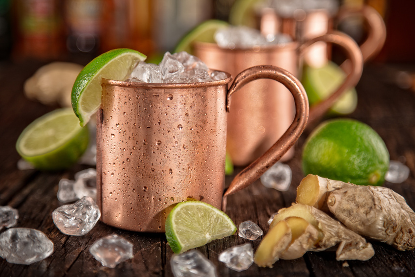 Easy Cocktails that Impress - Moscow Mule Recipe
