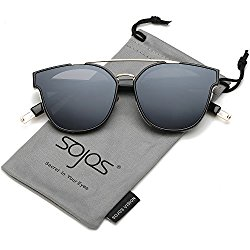 Classic Double Bridge Sunglasses