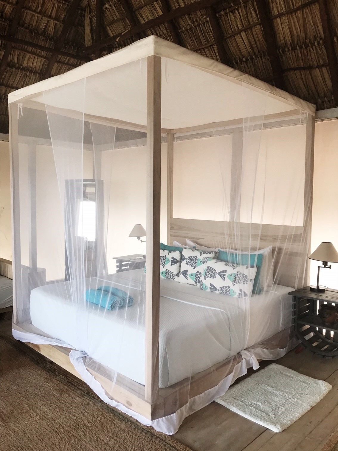 Glamping in the British Virgin Islands at Anegada Beach Club
