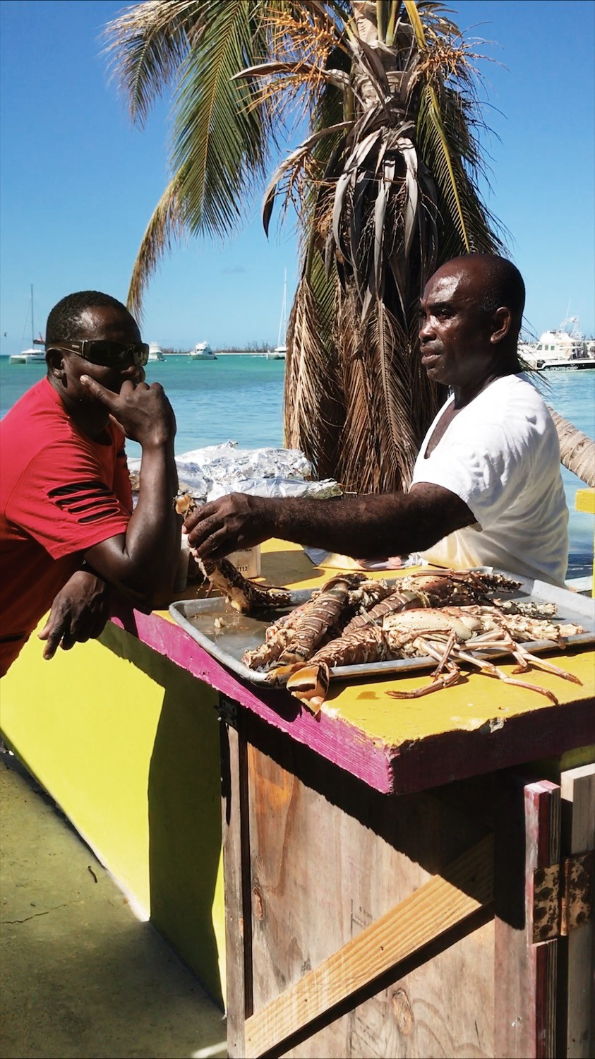 What to do in the BVI - top activities that should not be missed! Eat the freshest Lobster in Anegada