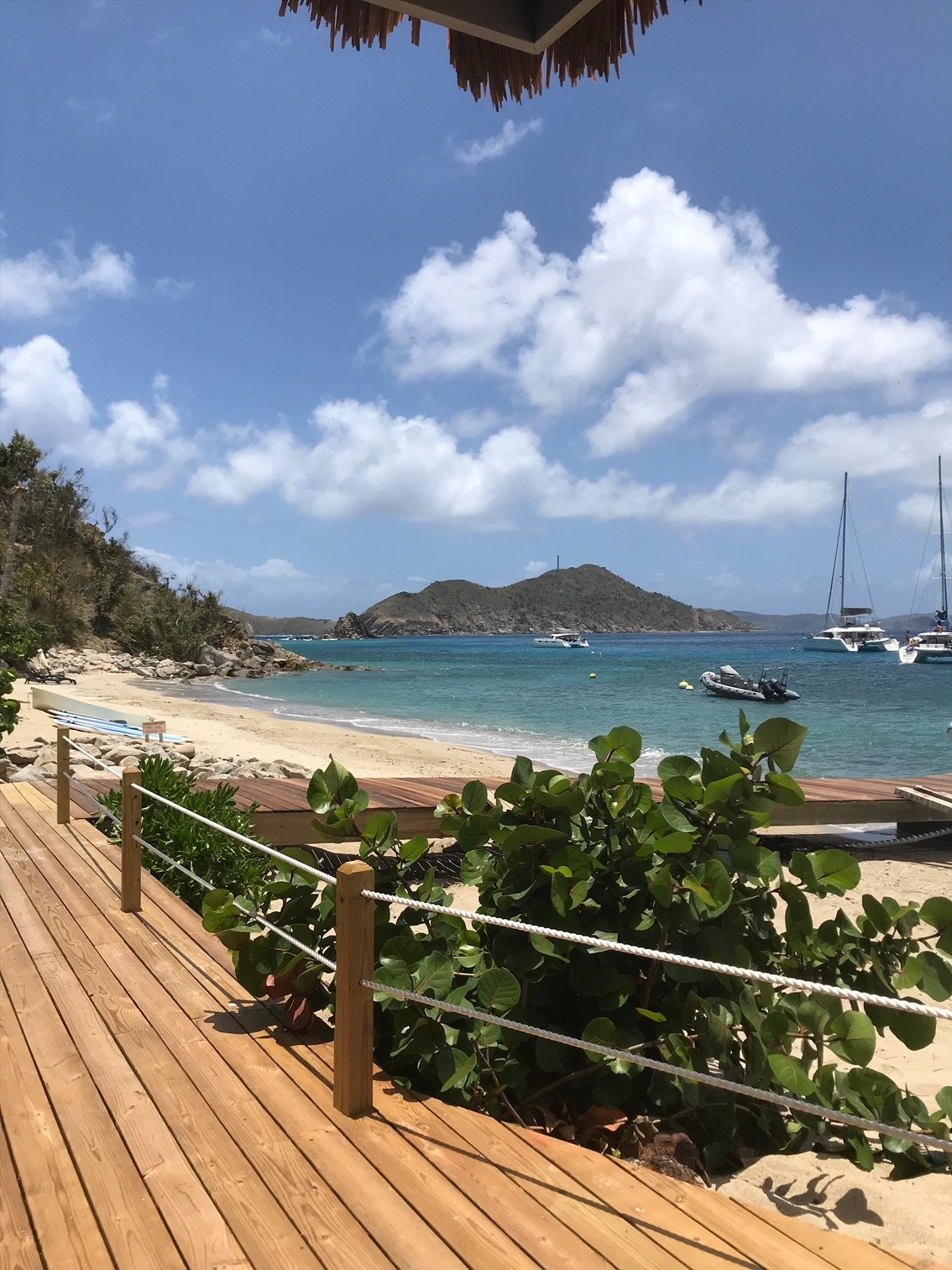 What to do in the BVI - top activities that should not be missed! Sun downers at Cooper Island