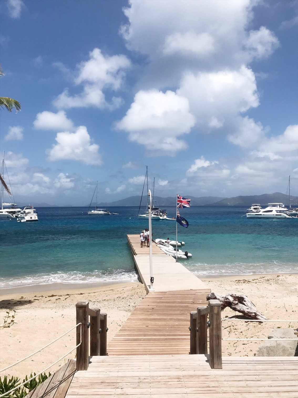 Cooper Island Beach Club, a luxury eco-resort in the British Virgin Islands
