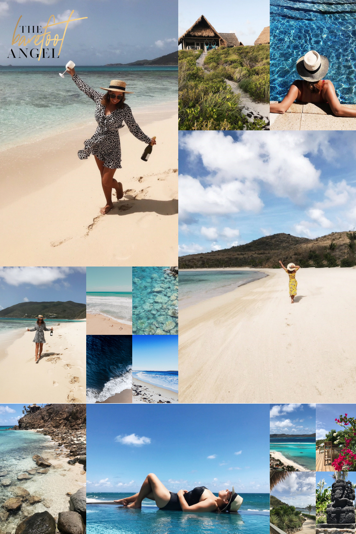 The Barefoot Angel - Island Lifestyle and Travel blogger in the British Virgin Islands