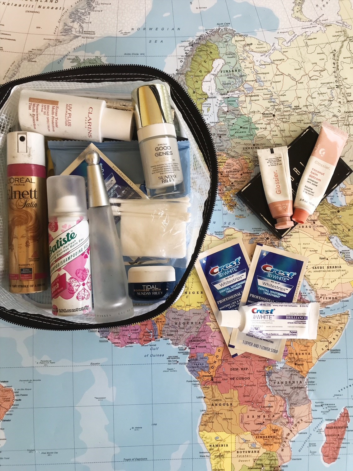 Traveling with only your carry-on. The Barefoot Angel shares her 7 golden rules to help minimize your luggage and maximize your travel experience.