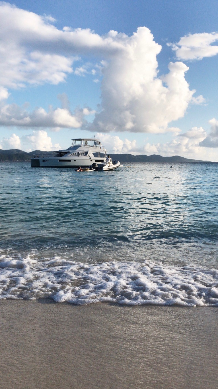 Exploring the British Virgin Islands - a weekend on the water