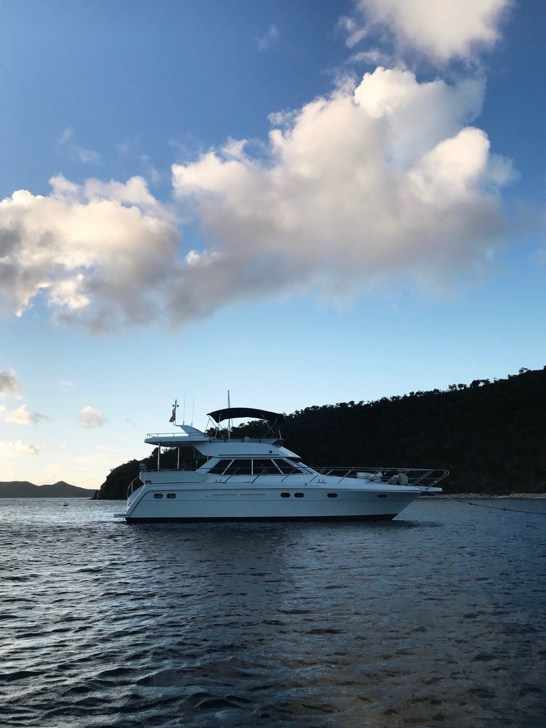 Exploring the BVI with Virgin Motor Yacht Charters