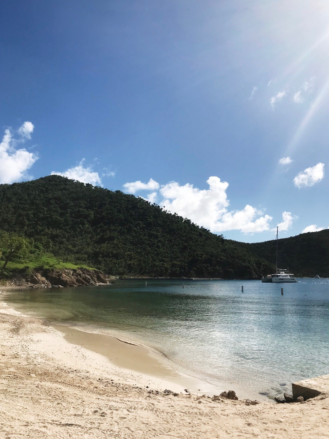 Exploring the British Virgin Islands with Virgin Motor Yacht Charters