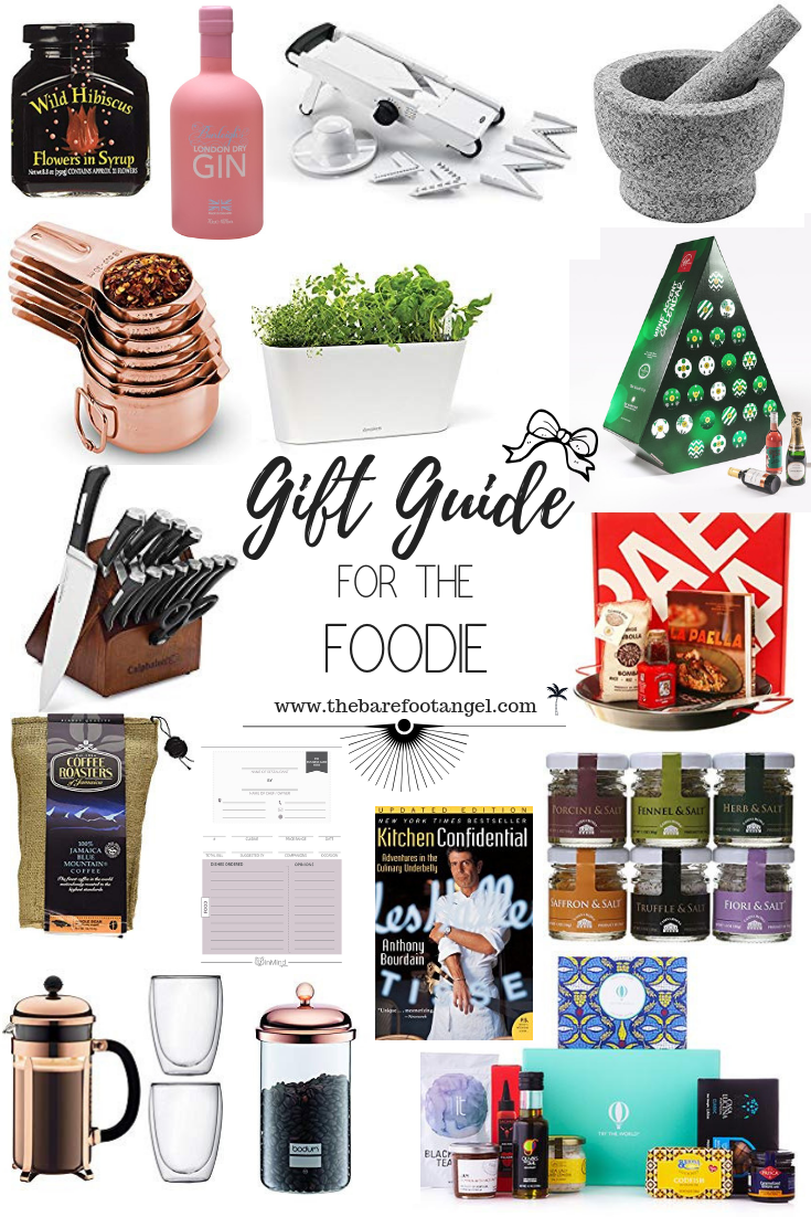 Gift Guide for the Foodie