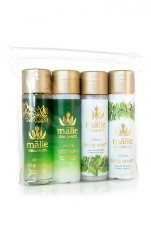 Organic Travel Toiletries