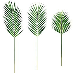 Faux Palm Leaves