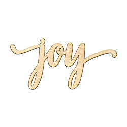 Joy Script Sign