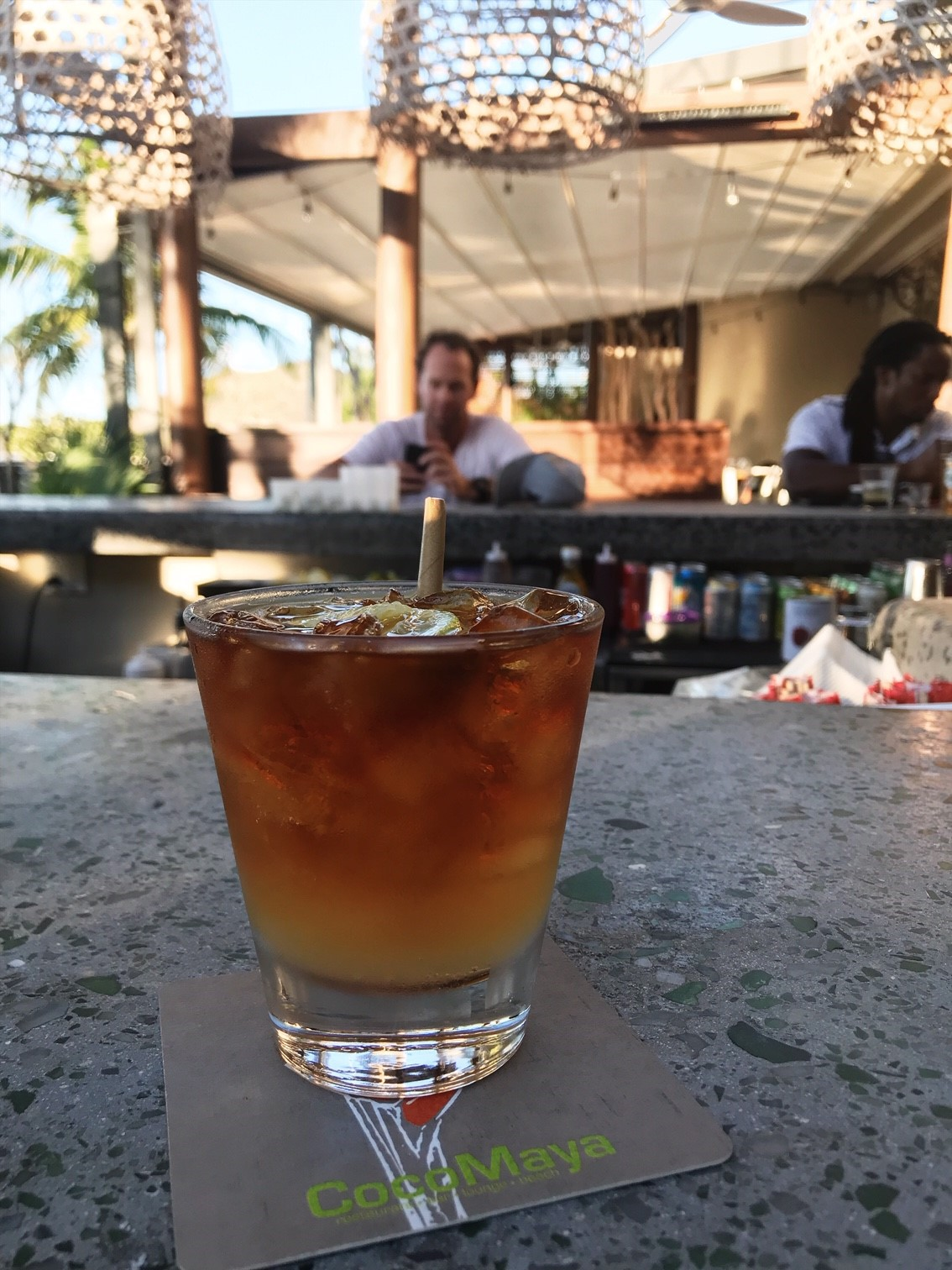 Top 5 Virgin Islands Cocktails - Dark n' Stormy
