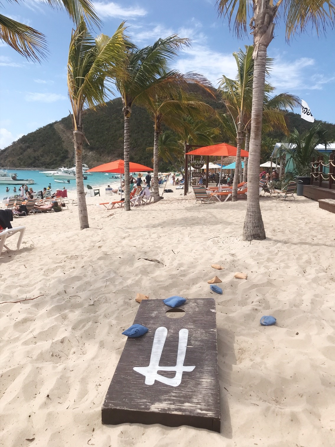 White Bay, Jost van Dyke - British Virgin Islands