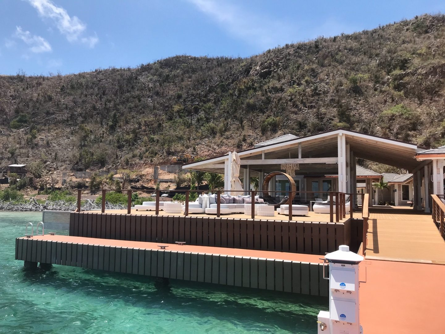 Nova Restaurant, Oil Nut Bay Virgin Gorda
