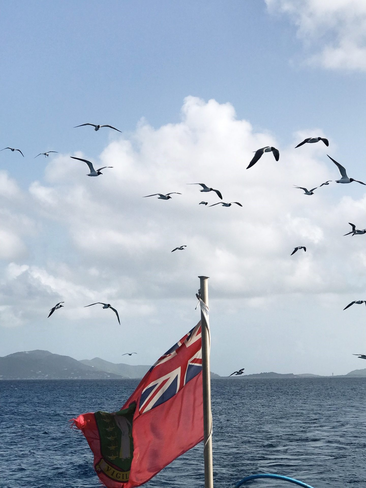 BVI Sailing - Exploring the British Virgin Islands aboard Cuan Law