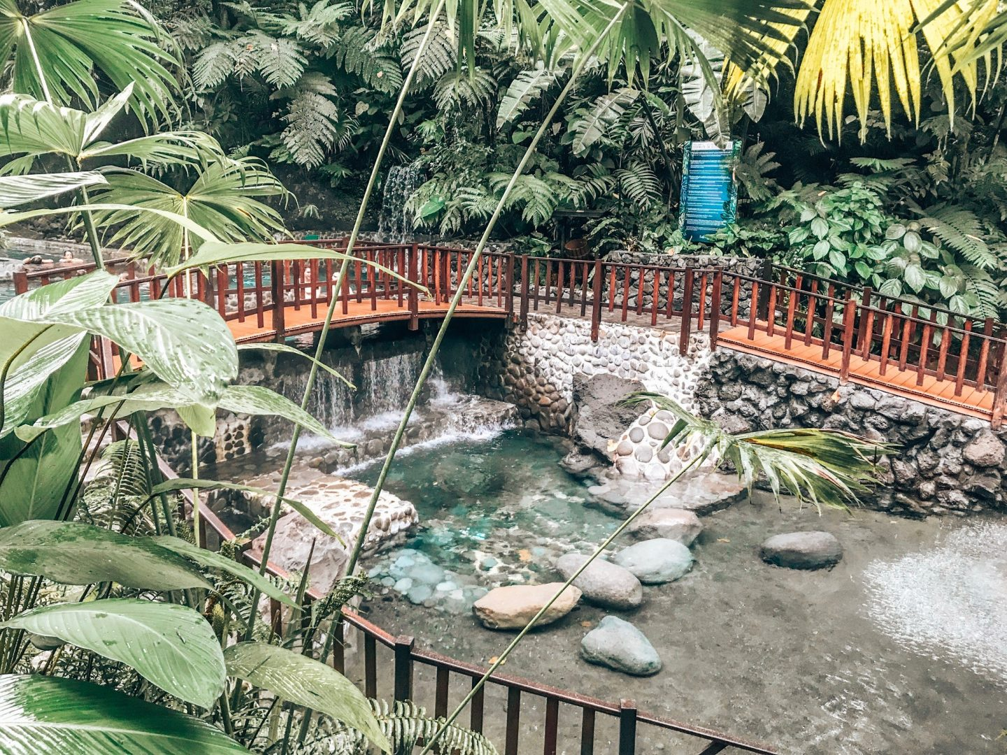 Eco Termales Hot Springs - Costa Rica