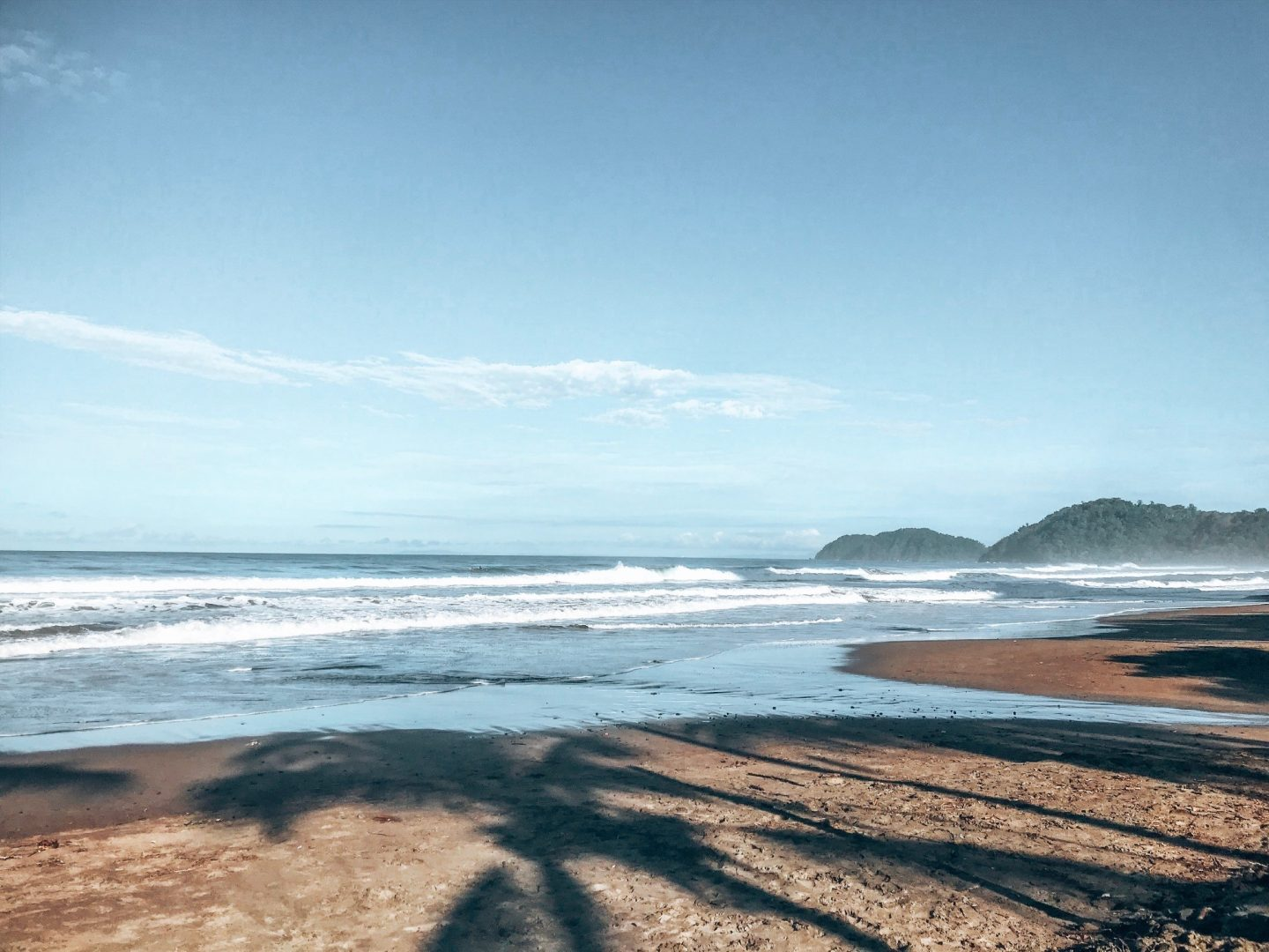 Jaco Beach - Pacific Coast, Costa Rica
