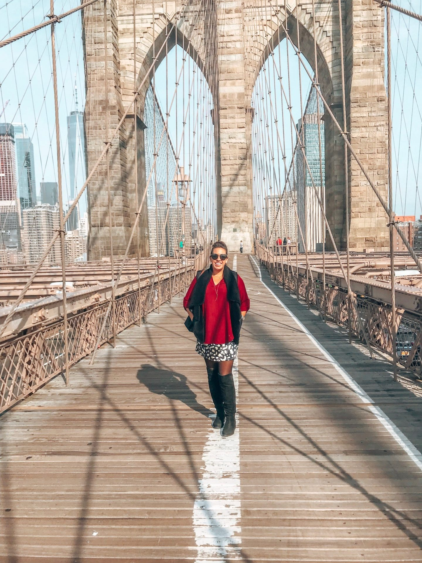 Travel Blogger Tips for Cheaper Travel - NYC in April