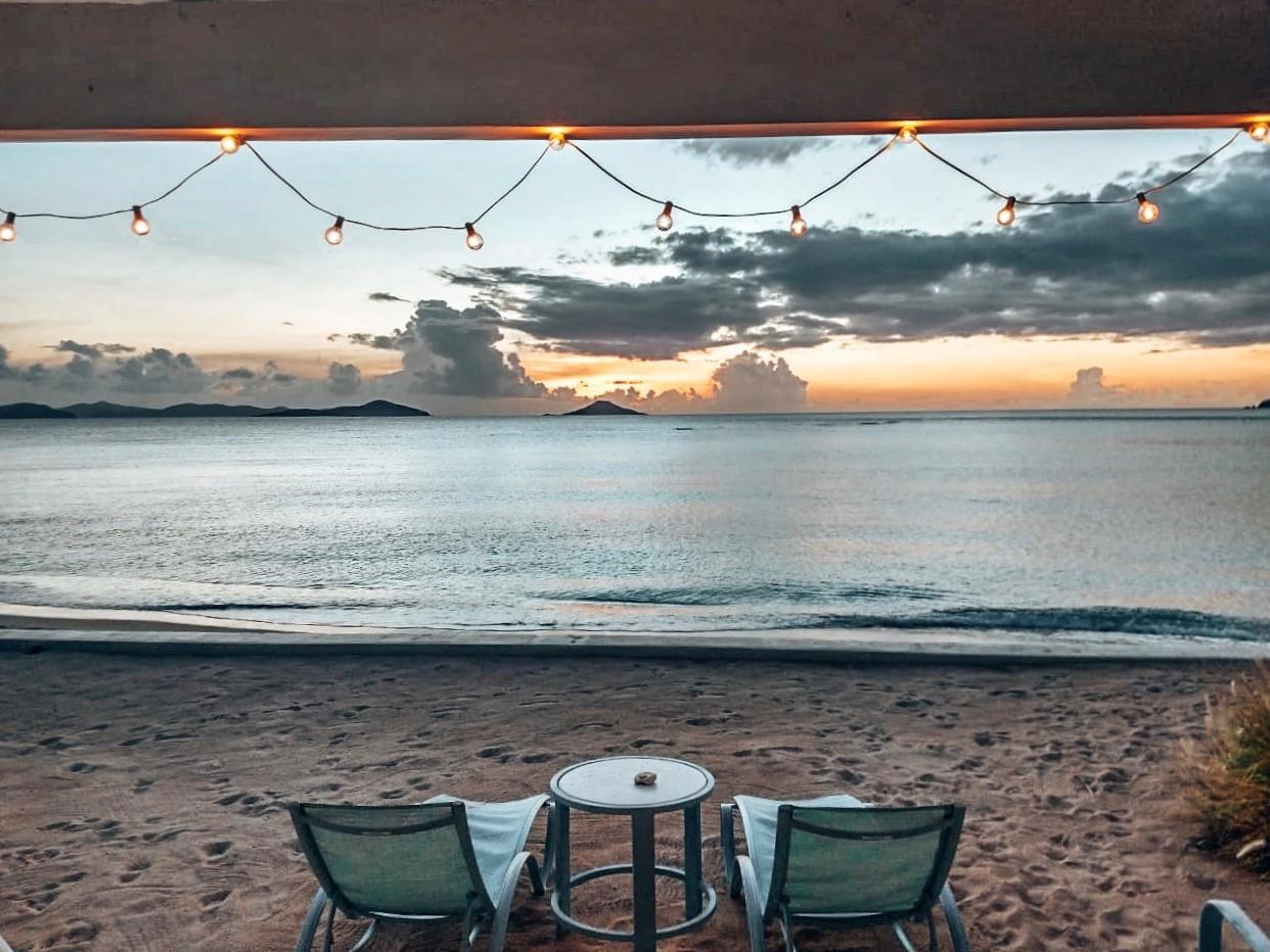 Sunsets at Mango Bay Resort
