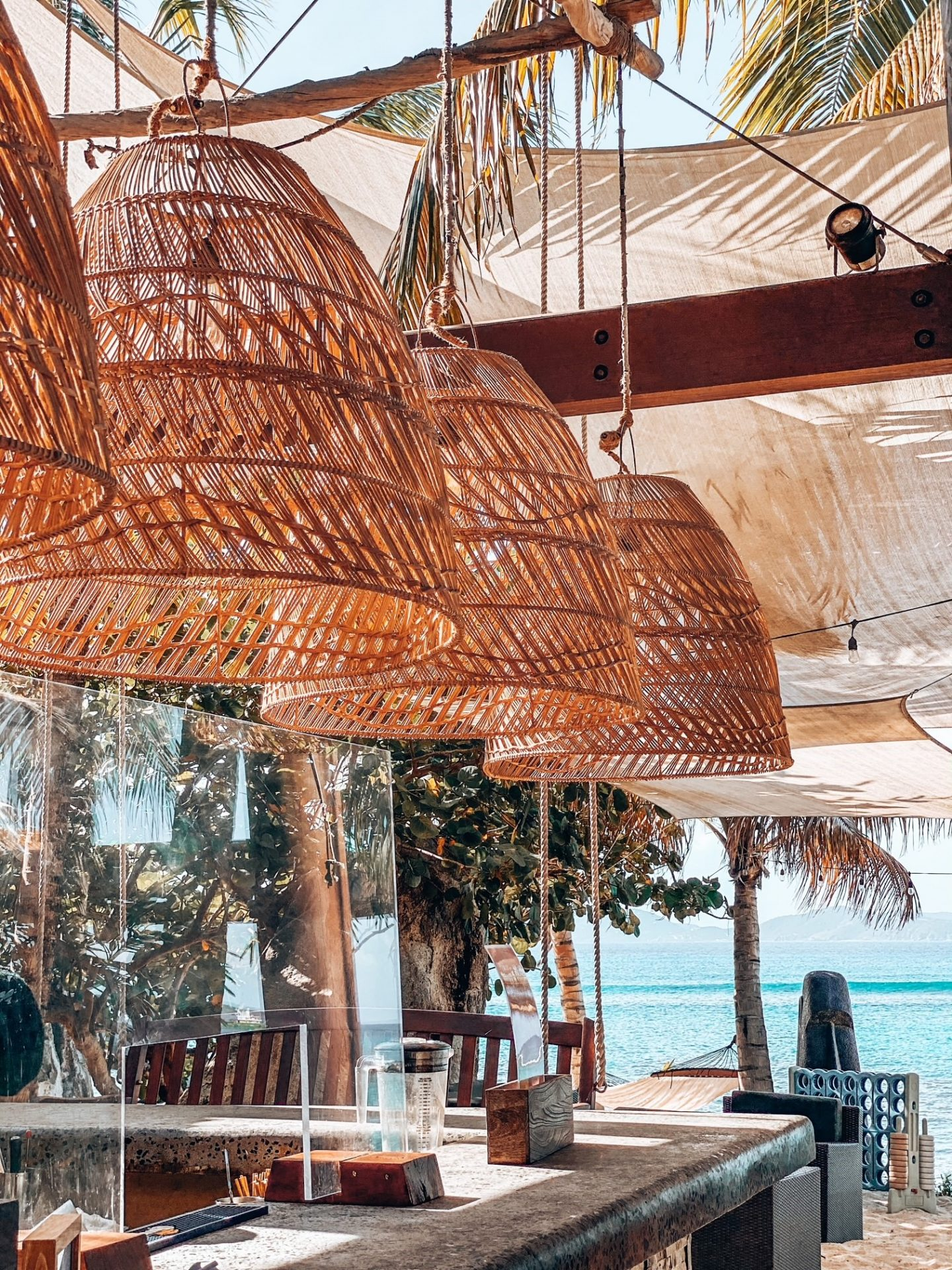 CocoMaya Restaurant - Virgin Gorda, British Virgin Islands